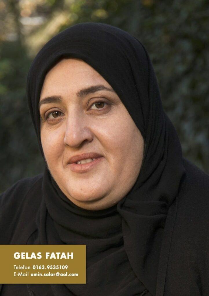 Sedcard Gelas Fatah
