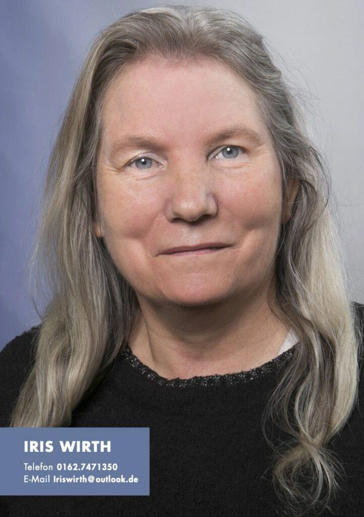 Sedcard Iris Wirth