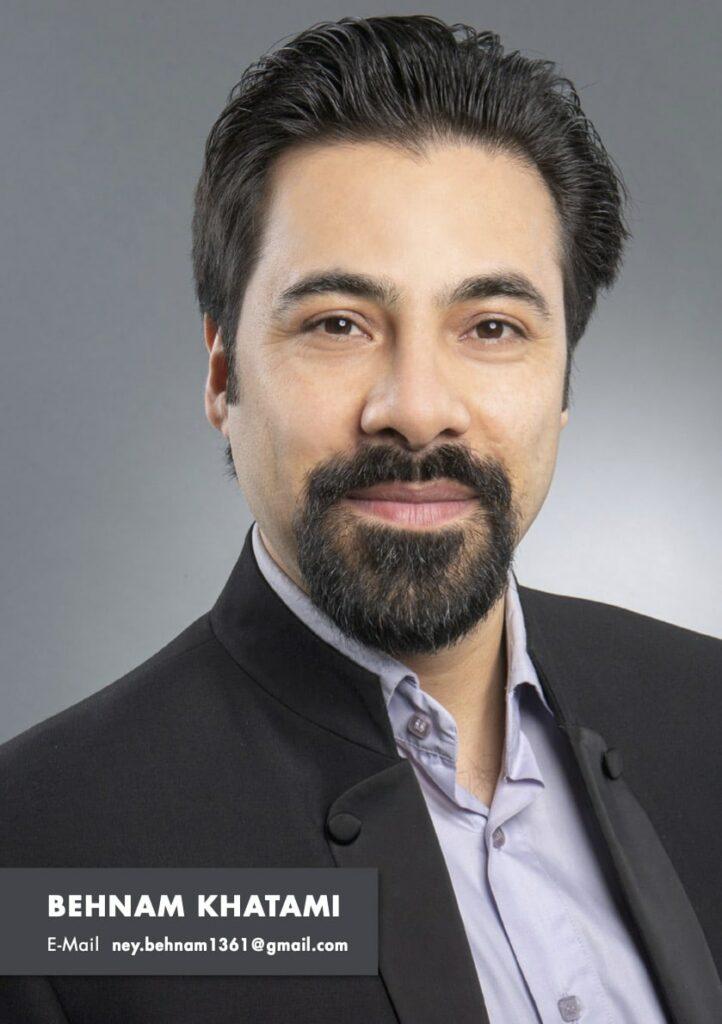 Sedcard Behnam Khatami