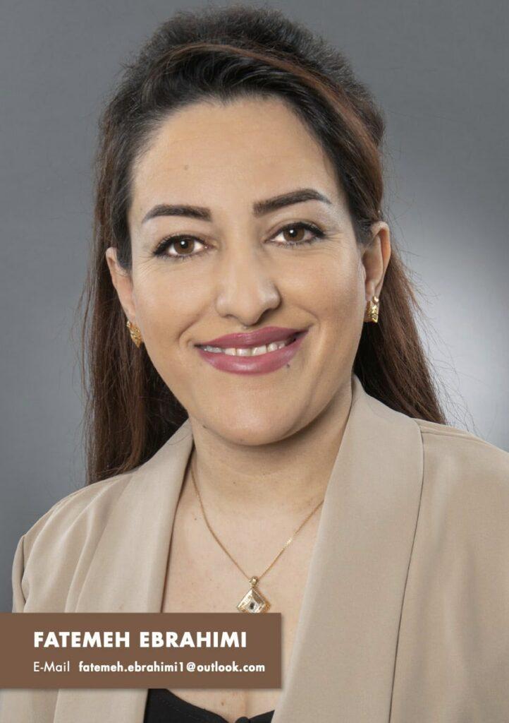 Sedcard Fatemeh Ebrahimi