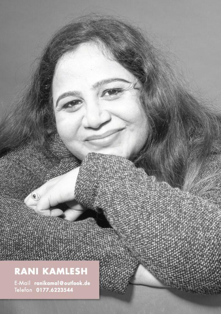 Sedcard Rani Kamlesh