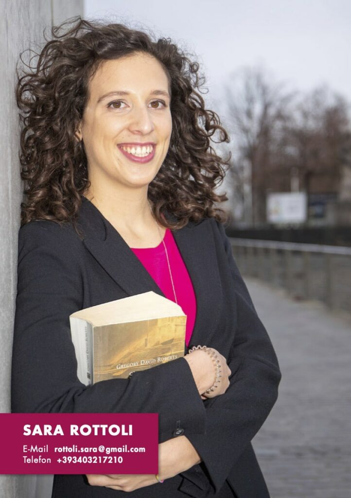 Sedcard Sara Rottoli
